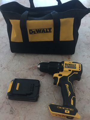"NEW DEWALT 20v BRUSHLESS 1/2""(13mm) CORDLESS HAMMER DRILL DRIVER for Sale in West Palm Beach, FL"