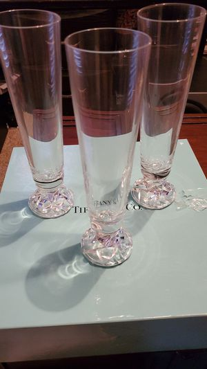 Tiffany & Co glasses for Sale in Dallas, TX