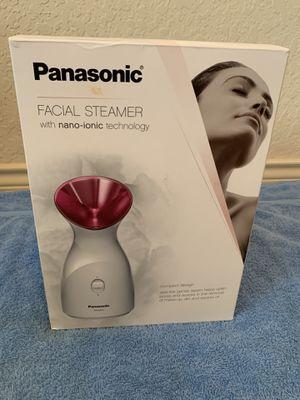 Panasonic facial steamer for Sale in San Antonio, TX