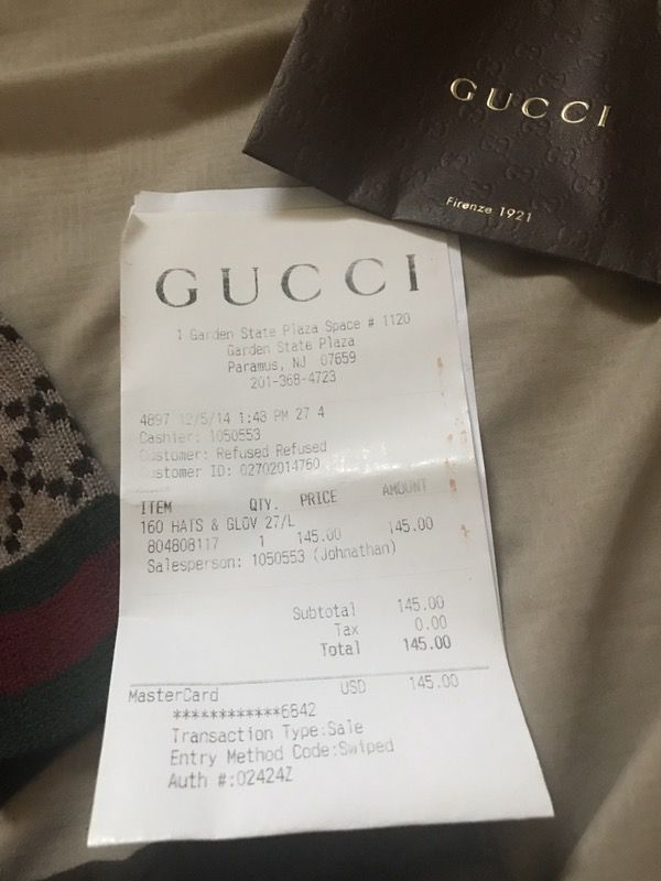 Gucci Hat for Sale in Albany 67e0fec25be