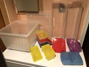 Set of storage containers for Sale in Manassas, VA