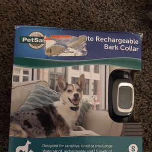 Pet safe Rechargeable Bark Collar for Sale in Washington, DC
