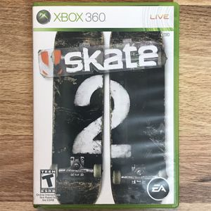 Skate 2 Xbox 360 Game for Sale in Banning, CA