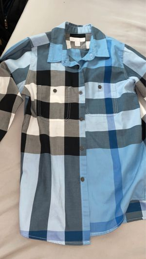 Burberry size 10 for Sale in National City, CA