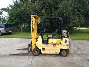Hyster forklift for Sale in Mulberry, FL