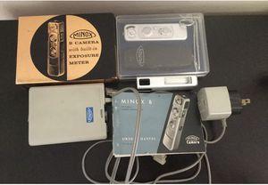 Original vintage Minox B Spy Camera, Made in Germany for Sale in Brooklyn, NY