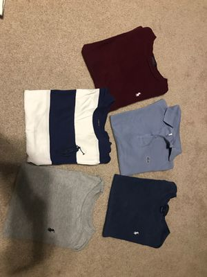 Kids size 6 Ralph Lauren and Lacoste for Sale in Alsip, IL
