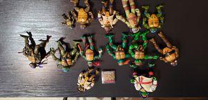 Mutant Ninja Turtle Figurines Bundle for Sale in Virginia Beach, VA