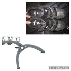 Specialized Women's Bicycle Shoes & Saris Bones Trunk 3-Bike Rack Carrier for Sale in Renton,  WA