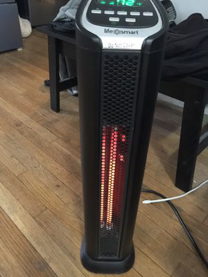 Lifesmart infrared heater for Sale in Torrington, CT