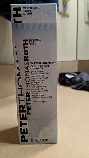 Peter Thomas Roth cloud cream cleanser for Sale in Springfield, OR