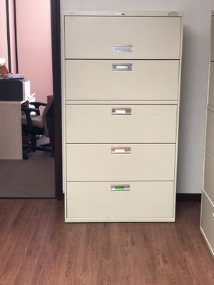 Filing Cabinets for Sale in Houston, TX
