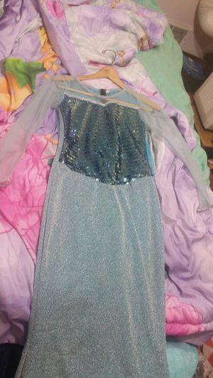 Elsa dress adult small/medium. for Sale in Edmonds, WA