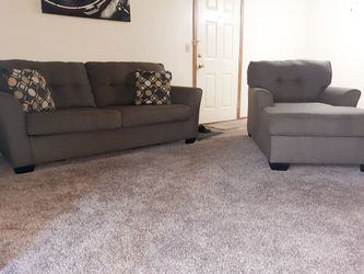 Ashley Signature Sofa & Chaise for Sale in Sandy,  UT