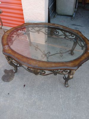 Coffee table/ end table for Sale in Plano, TX