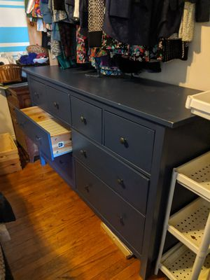 Henmes Ikea 8 drawer dresser for Sale in New York, NY