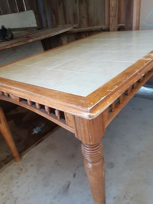 kitchen table for Sale in Hanford, CA