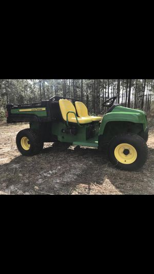 2013 John Deere TX Gator with electric dump bed. 1,664 hours for Sale in Glenwood, GA
