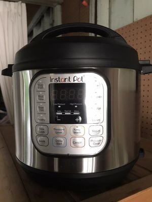 Instant Pot Duo 6qt for Sale in Cottage Grove, MN