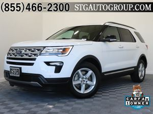 2018 Ford Explorer for Sale in Montclair, CA