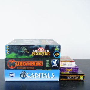 Assorted Board Games (1025693) for Sale in South San Francisco, CA