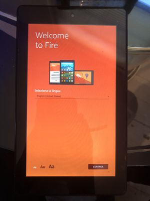 Amazon Fire Tablet for Sale in Valley View, OH