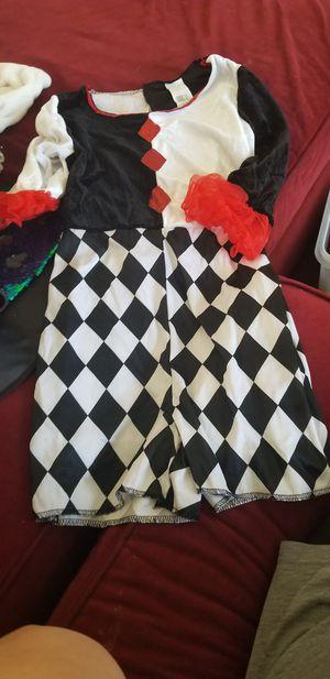 Kids Harley Quinn Costume for Sale in San Bernardino, CA