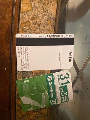 Bus pass for Sale in San Bernardino, CA