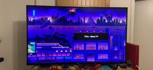 "55"" TCL ROKU 4K TV for Sale in Port St. Lucie, FL"