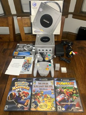GameCube bundle!! Insane value for Sale in Chicago, IL
