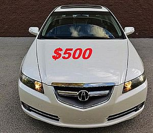 Low price$5OO 2005 Acura TL for Sale in San Diego, CA