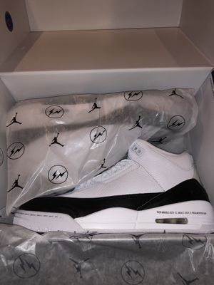 Jordan 3 Fragment size 10.5 for Sale in Chattanooga, TN