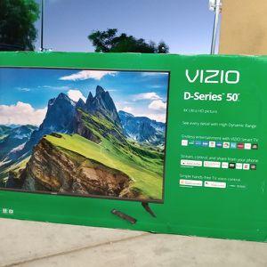"50"" VIZIO 4K HDR SMART TV for Sale in Fontana, CA"