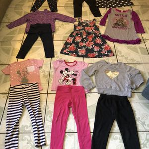 4/5 Toddler Girl Clothes for Sale in Riverside, CA
