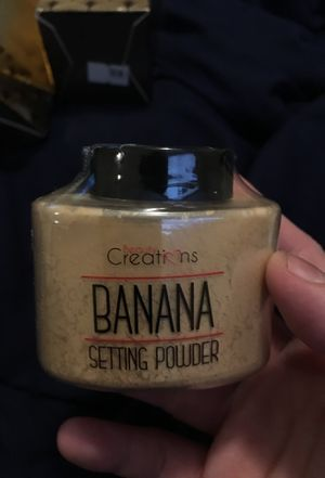 Banana Setting Powder!! for Sale in Houston, TX
