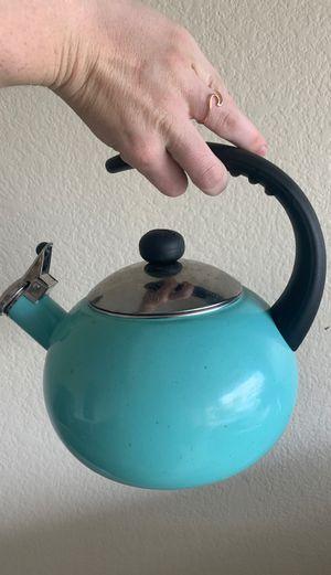 Tea kettle for Sale in Flagstaff, AZ