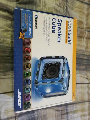 Bose Build Sound Cube Speaker for Sale in Falls Church, VA