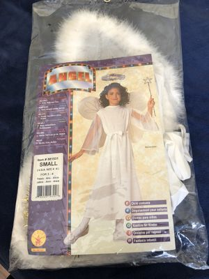Child Angel costume size small for Sale in Lacey, WA