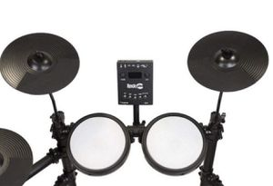 RockJam Mesh Head Kit, Eight Piece Electronic Drum Kit with Mesh Head for Sale in Riverside, CA
