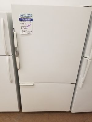 White amana refrigerator Affordable182 for Sale in Denver, CO