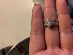 Wedding ring set for Sale in Chicago, IL