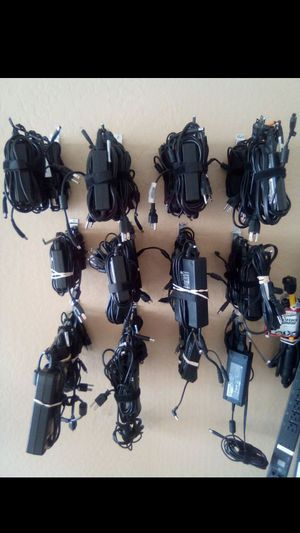 Dell, HP, Lenovo, Asus, Acer, Chromebook laptop chargers for Sale in Glendale, AZ