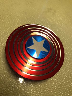 CAPTAIN AMERICA FIGET SPINNER for Sale in Miami Beach, FL