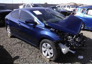 2016 Hyundai Elantra parting out for Sale in Phoenix, AZ