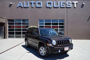 2014 Jeep Patriot for Sale in Seattle, WA