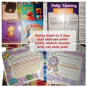 Potty training material for Sale in Port St. Lucie, FL