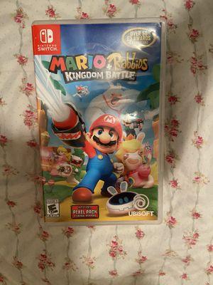 Mario + Rabbids Kingdom Battle for Sale in Miramar, FL