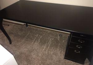 Black Desk for Sale in Atlanta, GA