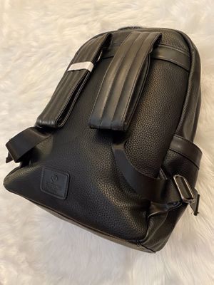 Black Leather Backpack for Sale in Chino, CA