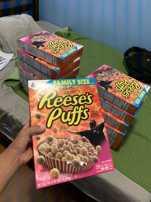 Travis Scott Reeses Puffs for Sale in Clovis, CA